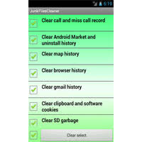 Android Junk Files Cleaner 1.04