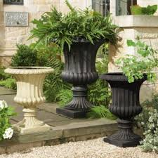 planters extraordinary flower pot urns outdoor plant stands