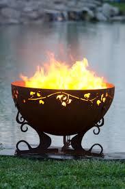 Firepit Bowl by Ivy Garden Firebowl 37