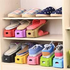 shoe organizer new popular shoe racks modern double cleaning storage shoes rack