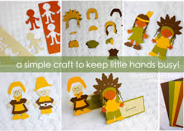 thanksgiving paper crafts thanksgiving paper dolls on google hangout the homes i have made