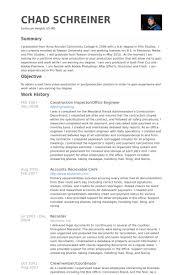 Construction Laborer Resume Examples And Samples by Inspecteur Exemple De Cv Base De Données Des Cv De Visualcv