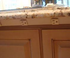 pop up gfi electrical outlet for countertop space saving ideas