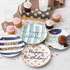 celebration plates birthday celebration plates birthday party olive cocoa