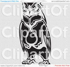 clipart owl black and white clipart owl logo black and white 6 royalty free vector