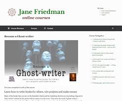 The Ghost Writer Learn How To Become A Ghostwriter