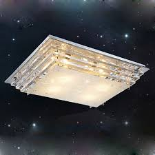 low voltage ceiling lights aliexpress com buy modern minimalist e27 crystal led ceiling light