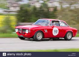 vintage alfa romeo race cars vintage race touring car alfa romeo giulia sprint gt from 1965 at