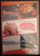 garfield the movie cheaper by the dozen mission without