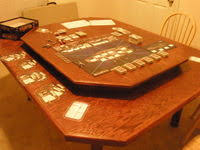 Game Table Design Series Completed BGG Game Tables - Board game table design