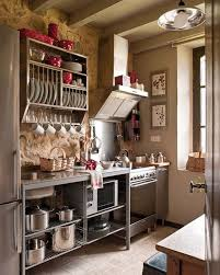 rustic kitchen faucets kitchen best open shelving ideas for interesting kitchen design