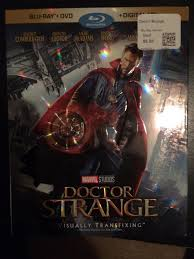 i found dr strange at my local video game and movie resale shop