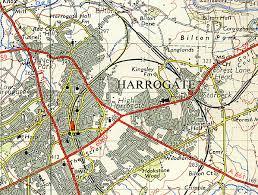 map uk harrogate disused stations harroate to northallerton railway