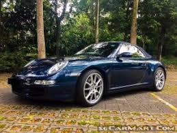 used porsche 911 singapore used porsche 911 c4 cabriolet tip coe till 05 2026 car for sale