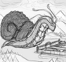 hogg u0027s blog daily sketch dire snail