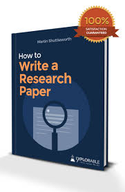 research paper format tips and details