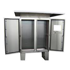 Stainless Steel Cabinet Custom Control Cabinets Heritage Manufacturing Custom