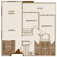 two bedroom two bath house plans beautiful 2 bedroom 2 bath house plans lovely best bedroom design