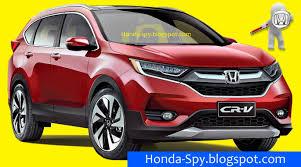 2017 honda cr v artist concept is looking good honda spy