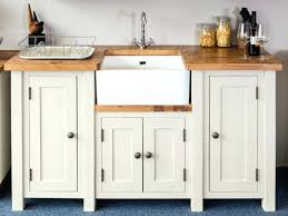 freestanding kitchen furniture free standing kitchen sink unit and freestanding kitchen sink unit