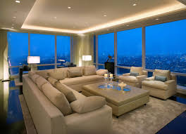 i want an apt where i this of view with all the windows