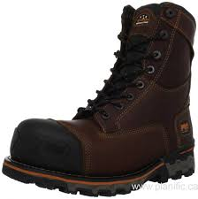 canada timberland pro men u0027s boondock waterproof work boot brown