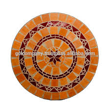 Mosaic Patio Table Top by Wholesale Terracotta Mosaic Table Top Patio Furniture Mosaic