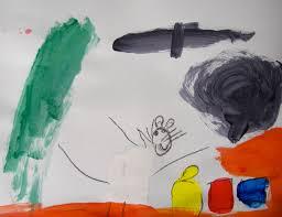 mouse paint and colour wheel pizza nettle u0027s notes