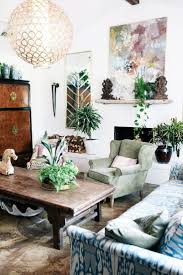 living room decorating ideas with plants transitional design in