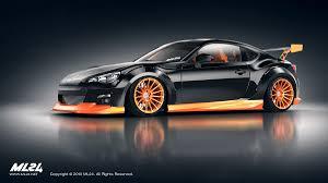 widebody subaru ml24 automotive design prototyping and body kits
