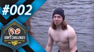 nacktbaden im winter don u0027s challenges 002 youtube
