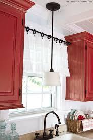 Window Treatments In Kitchen - creative kitchen window treatment ideas hative