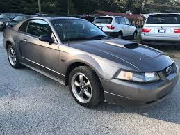 mustang 2003 gt 2003 ford mustang gt deluxe 2dr fastback in duluth ga car stop inc