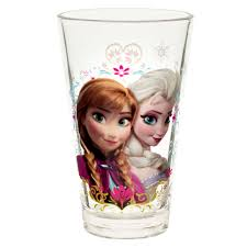 disney frozen anna u0026 elsa juice glasses sale anna u0026 elsa