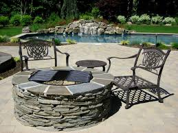 Fire Pit Grill Insert by Fire Features Fire Pits Long Island