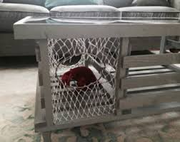 Lobster Trap Coffee Table by The Mahogany Stained Lobster Trap Coffee Table Made In Usa