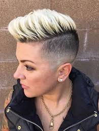 fades and shave hairstyle for women 66 shaved hairstyles for women that turn heads everywhere