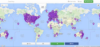 Lyme Disease Map World Maps Of Chronic And Rare Diseases