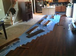 laminate flooring padding moisture barrier