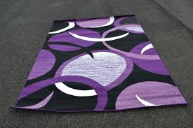 Purple Carpets Area Rugs Awesome Grey Purple Rug Noble House Rugs Also And Gray