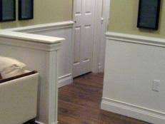 How To Install Beadboard On Ceiling - beadboard ceiling video hgtv