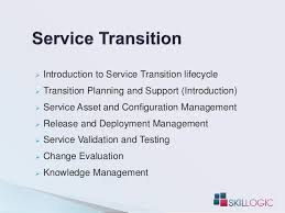 skillogic itil foundation certification training template