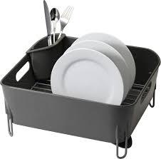 Plastic Dish Drying Rack 5 Best Surpahs Wldd 1512 03 Compact Dish Drying Rack And Dish