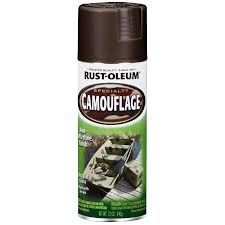 Heat Reflective Spray Paint - shop rust oleum specialty earth brown spray paint actual net
