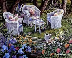 decorations beautiful garden art susan rios prints paintings