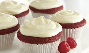 red velvet cake with vanilla cream cheese frosting recipe