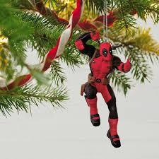 deadpool ornament keepsake ornaments hallmark