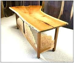 Solid Oak Office Desk Corner Wood Desk Office Corner Desk Corner Computer Workstation L