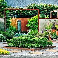 Outdoor Living  Cool Best Small Backyard Decorating Ideas With - Best small backyard designs