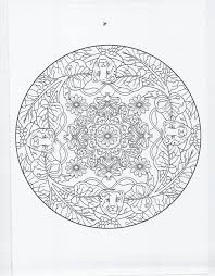 animal mandala panther coloring pages pinterest mandalas